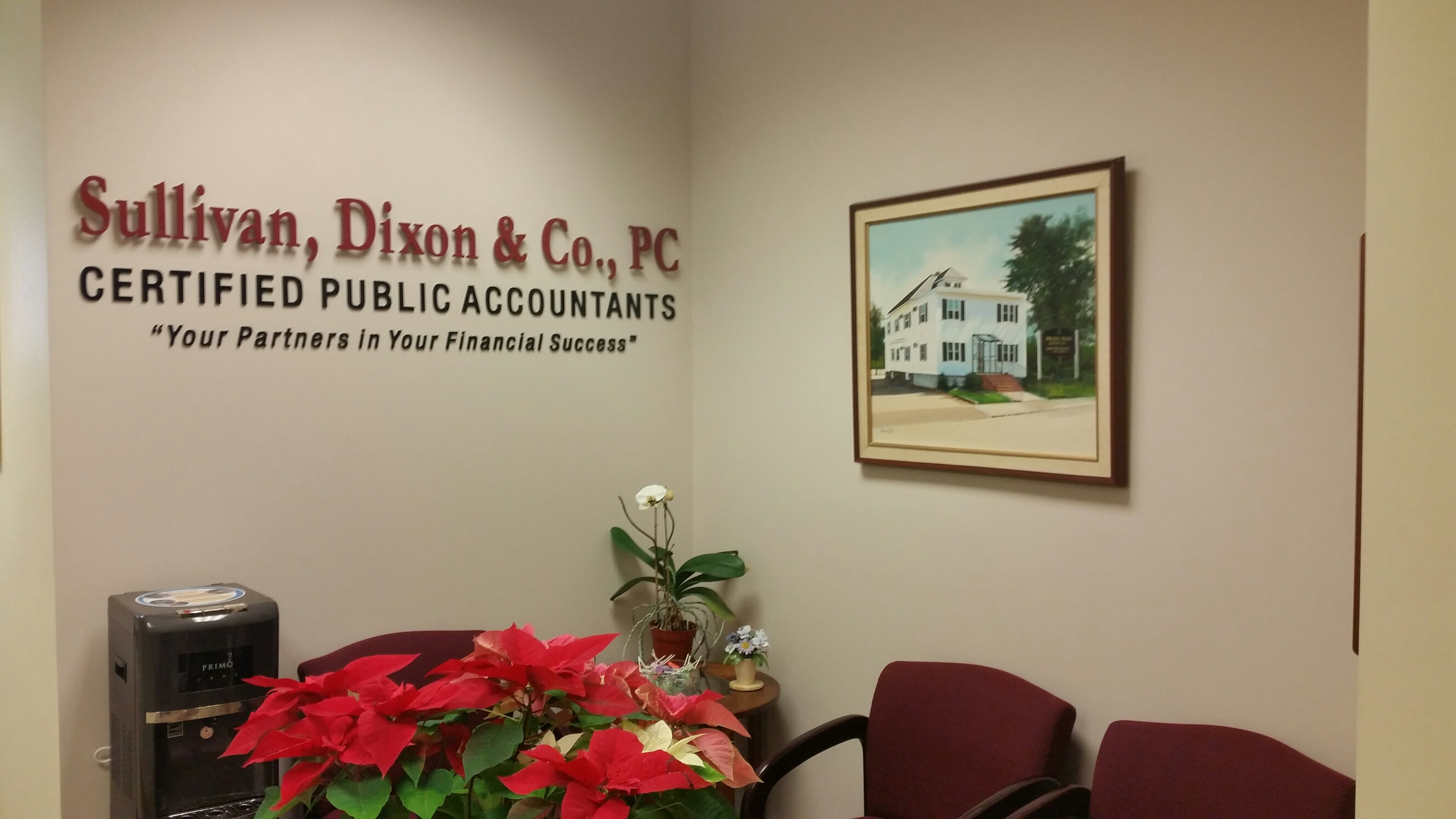 Sullivan, Dixon & Co., P.C.<br />Certified Public Accountants